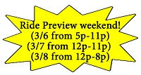 Preview Weekend!